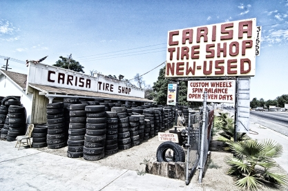 Carisa Tire Shop