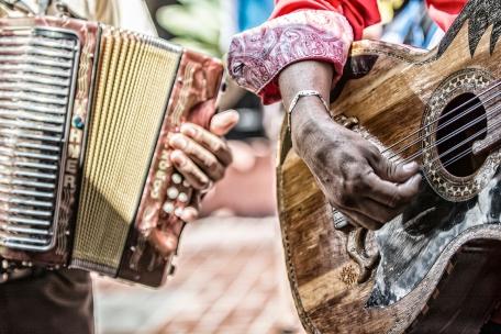 Olvera Street Musicians